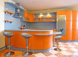 orange and white kitchen ideas orange kitchen cabinets astounding 16 and white design ideas hbe