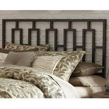 bedroom impressive rod iron headboards elegant to sleep black
