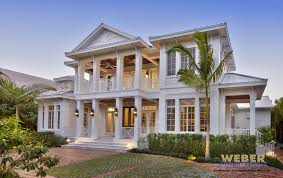 house plans waterfront waterfront house plans fresh intracoastal style house plans stock