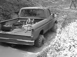 ford hunting truck ford f100 2wd hunting truck youtube