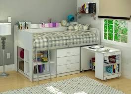 lit surélevé avec bureau lit mezzanine pour fille lit a etage avec bureau lit mezzanine avec