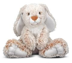 doug burrow bunny rabbit stuffed animal 14