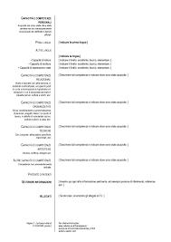 curriculum vitae formato pdf da compilare il formato europeo per compilare il curriculum vitae