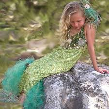 Mermaid Halloween Costume Kids 208 Mermaid Play Images Beauty Makeup