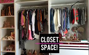 my organized closet and makeup storage yay youtube