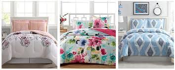 Macy S Comforter Sets On Sale Macy U0027s Fletcher Red 7 Pc Comforter Set Queen 37 99 Reg 200
