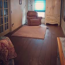 Updating Wood Paneling Get Rid Of Wall Strips In Mobile Home My Mobile Home Makeover