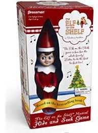 amazon com elf on the shelf naughty or nice board game toys u0026 games