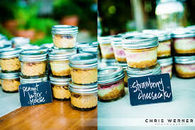 wedding cake jars wedding cake food favors jars