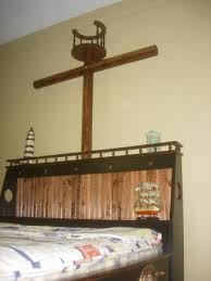 Pirate Themed Kids Room by 11 Best My Captain U0027s Pirate Ship Bed Images On Pinterest Pirate
