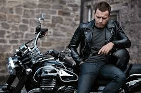 motorcycle riding jackets for men ewan mcgregor on riding motorcycles directing american pastoral
