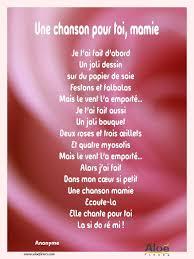 Fleurs Pour Fete Des Meres Poemes Fete Des Grands Meres 2016 Aloefleurs Com Une Chanson