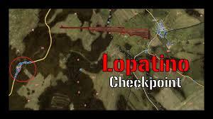 Dayz Sa Map Touring Dayz Standalone Lopatino Checkpoint Youtube
