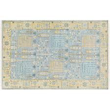 Designer Area Rugs Modern Moroccan Style Rug Contemporary Rugs By One Within 19