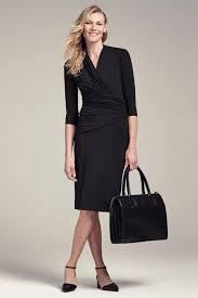 the black dress mm lafleur s black casey dress has a 1 429 person waitlist