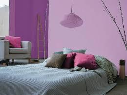 peinture violette chambre peinture violet vert idées décoration intérieure farik us