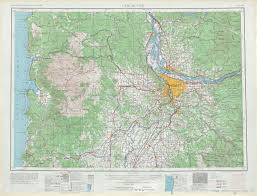 Topographic Map Seattle by Sluggo U0027s Nw 305 Hijacking Research Web Site