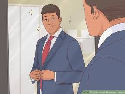 business casual 3 ways to dress business casual wikihow