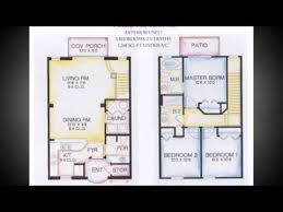 Modern  Storey House Designs With Floor Plans YouTube - Home design floor plan