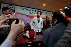 journalists jobs in pakistan airport security the new normal in pakistan a journalist on the run from gunmen