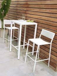 table de jardin haut de gamme stunning table de bar haute jardin images amazing house design