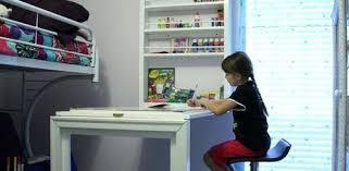 Diy Kid Desk Diy Desk Child Coloring At Wall Mounted Folding Desk Home