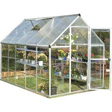 Greenhouse 6x8 Palram Greenhouses On Sale Sears
