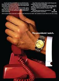 rolex print ads rolex oyster perpetual day date 40 review