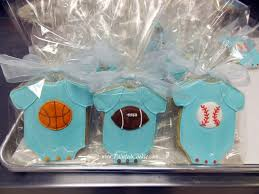 sports baby shower decorations photo winter baby shower ideas image