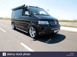volkswagen california interior volkswagen vw t5 california camper van interior stock photo