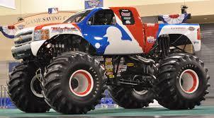 bigfoot monster truck game themonsterblog com we know monster trucks 2011 all star game