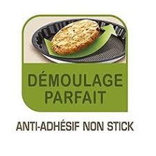 fr cuisine tefal j0337002 natura plaque à pâtisserie 38 x 28 cm amazon fr