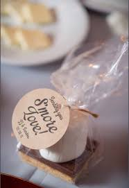 smores wedding favors gimme s more of this s mores bar with diy tips