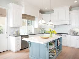 Light Blue Kitchen Cabinets by Best 25 Blue White Kitchens Ideas On Pinterest Blue Country