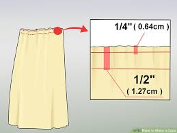 4 ways to make a cape wikihow