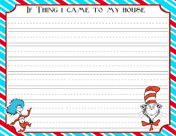 primary writing paper with picture scrap n teach more dr seuss writing papers primary grades here s a few more dr seuss line papers for your kiddos follow my blog for more freebies thanks for stopping by just right click save image