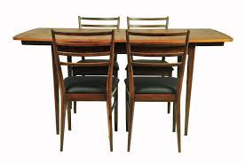 danish dining room table mid century danish dining set for sale at pamono