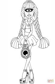 iris clops coloring page free printable coloring pages