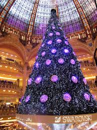 galerie lafayette christmas tree dreaming of france chocolate