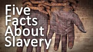 five facts about slavery