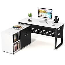 metal computer desks workstations computer desk little tree 55 large office desk