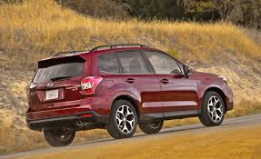 subaru suv 2014 subaru forester history photos on better parts ltd