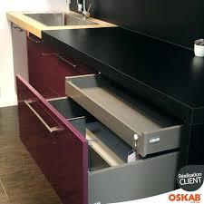 meuble cuisine tiroir plinthe sous meuble cuisine tiroir sous plinthe free tiroir sous