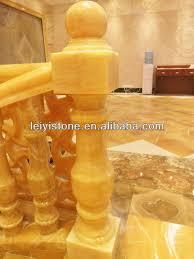honey onyx tile tile wall tile floor tile stair rail yellow