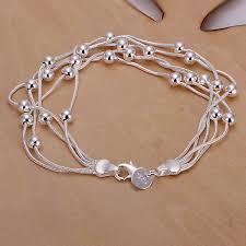 girls bracelet silver images Wholesale wholesale 925 silver girl bracelet for women bangle one jpg