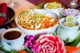 cuisine legrand le grand lanna restaurant dhara dhevi chiang mai chiang