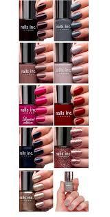nails inc best british london nail polish collection news