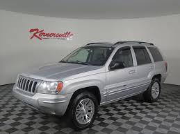 silver jeep grand cherokee jeep grand cherokee in kernersville nc for sale used cars on