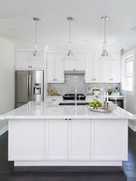 galley kitchen with island floor plans galley kitchen lighting with white waterfall island countertop