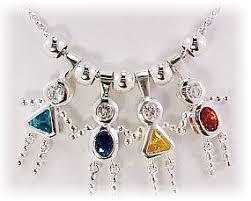 children s birthstone necklace for birthstone necklace babygaga